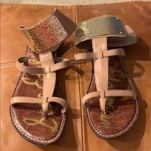 Sam Edelman gladiator ankle sandal